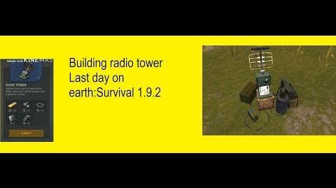 Building Radio Tower 1.9