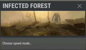 Infected Forest old