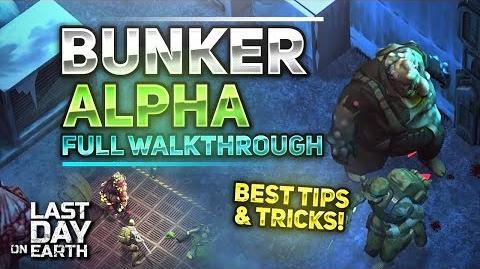 ONLY MELEE! BEST FULL BUNKER WALKTROUGH! 2ND, 3RD, 4TH FLOORS! - Last Day on Earth- Survival