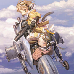 Last Exile - Fam, the Silver Wing
