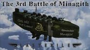 The Third Battle of Minagith (Last Exile Lore)