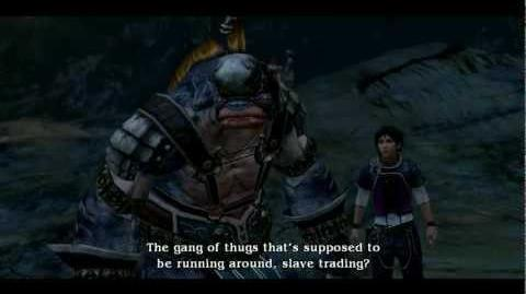 The Last Remnant - 06 - Gaslin Caves