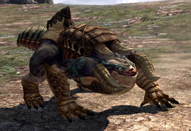 King Raptor
