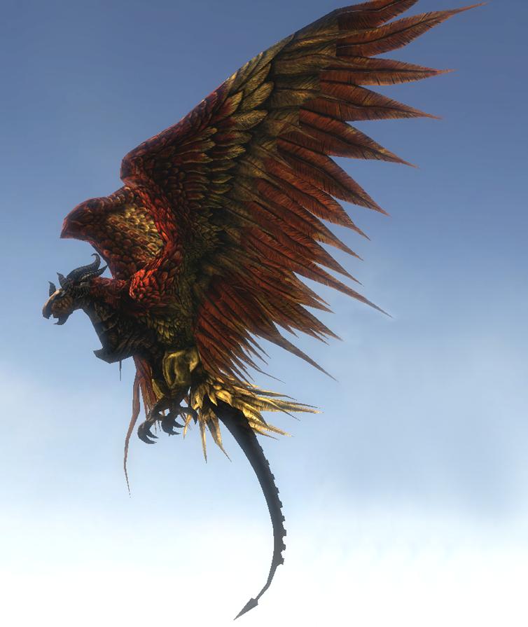 Ikaros Feather