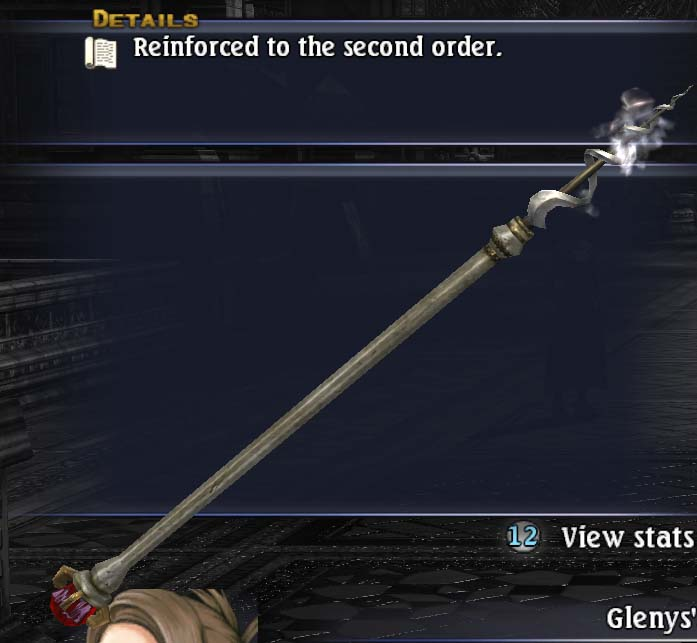 Warlord's Scepter