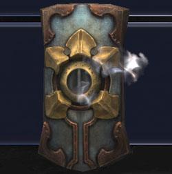 Warlord's Towershield
