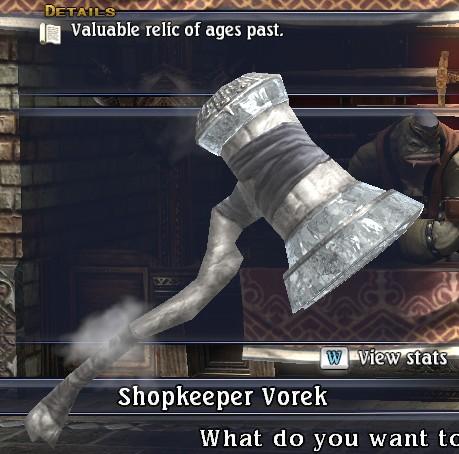 Auld Sledgehammer