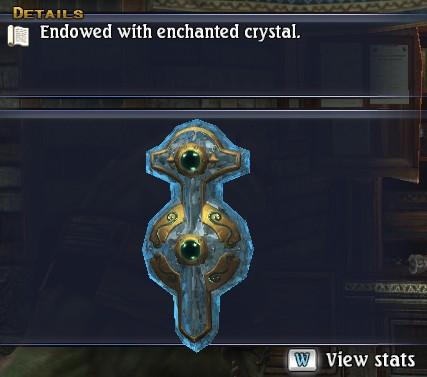 Aspis Crystallus