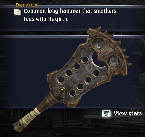 Bludgeon (Weapon)