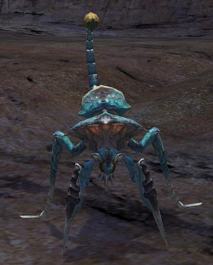 Ancient Blue