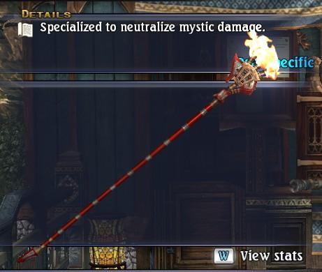 Enchanted Wand