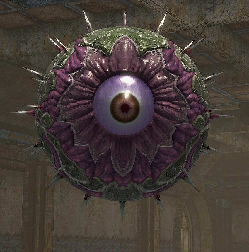 Eye of Damnation