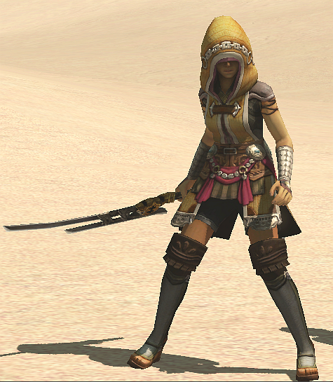 Bandit (The Great Sand Sea)