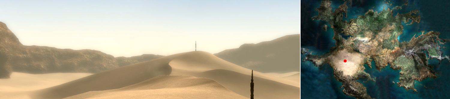 The Great Sand Sea