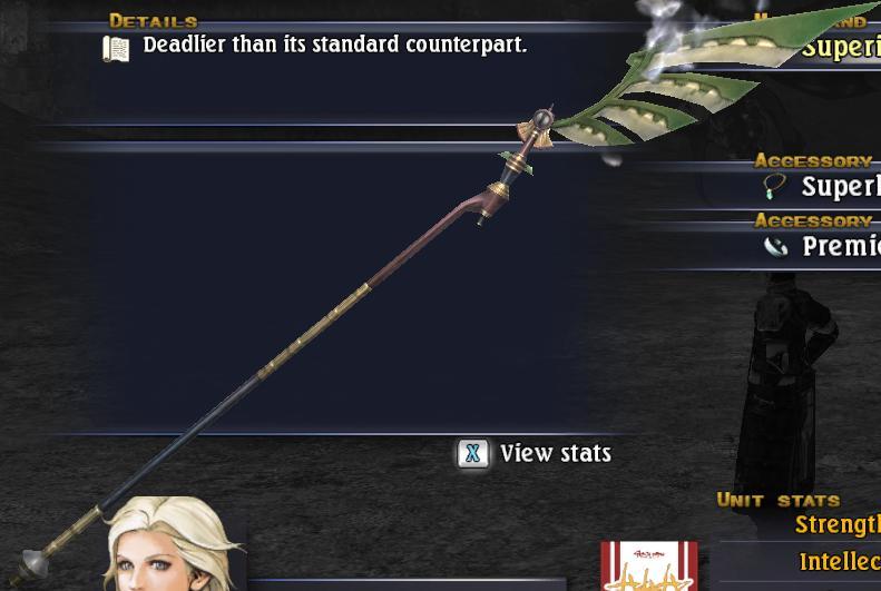 Superior Quarterstaff