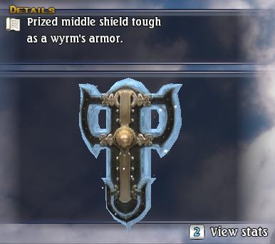 Drakescale Shield