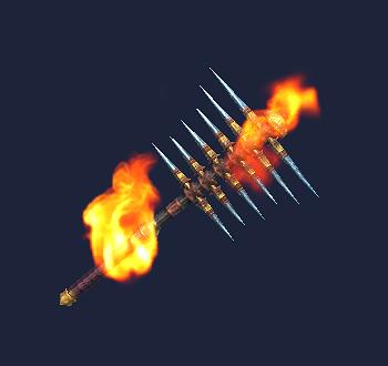 Flame Morningstar