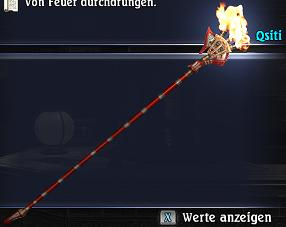 Flame Wand