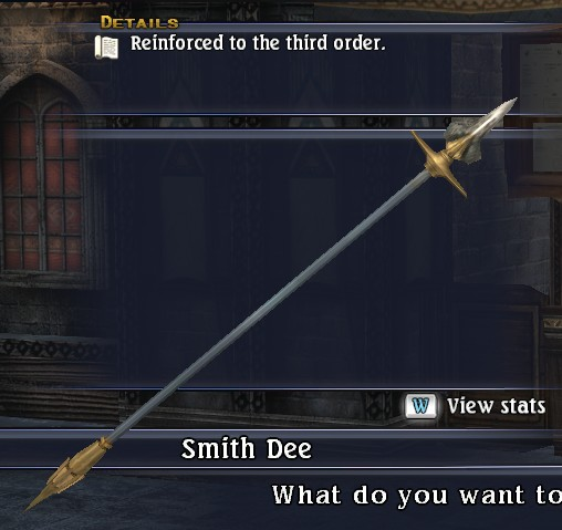 Champion's Spear