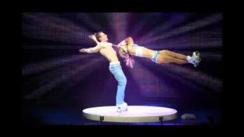 The Best Skating Duo In The World - Las Vegas' Very Own Skating Aratas