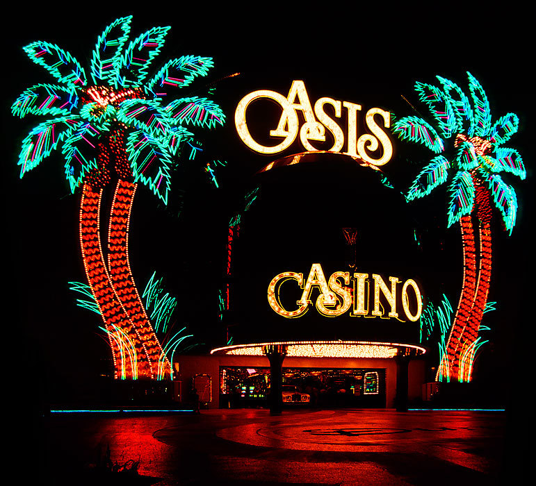 Oasis casino las vegas nv why are most casinos on indian reservations