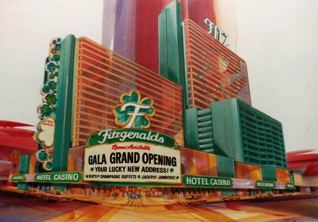 Fitzgeralds casino and hotel in las vegas car 2 games free online