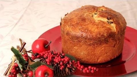 Learn to bake Panettone!