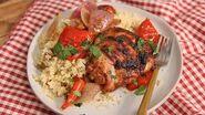 Harissa Roasted Chicken Recipe Ep