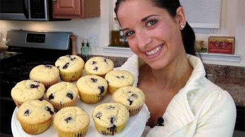 Learn_to_bake_Blueberry_Muffins!