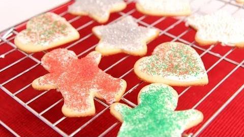 Laura will bake Sugar Cookies!