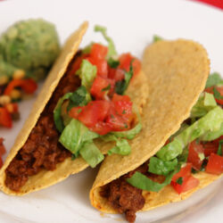 American Ground Beef Tacos