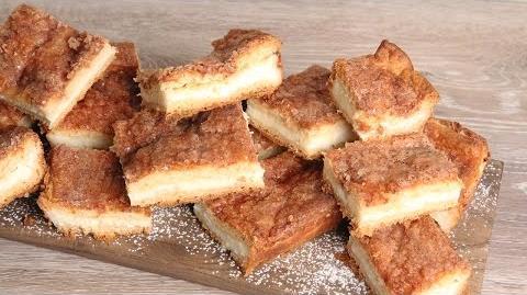 Sopapilla Cheesecake Bars Episode 1144