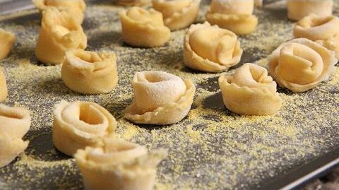 Homemade Tortellini Episode 1121