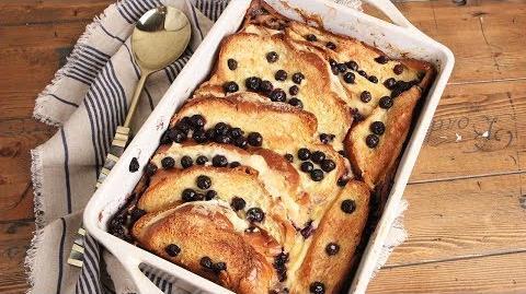 Cheesecake Stuffed Baked French Toast Episode 1183