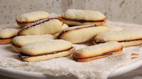 Homemade Milano Cookies Episode 1138