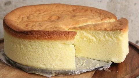 Japanese Cotton Cheesecake Episode 1157