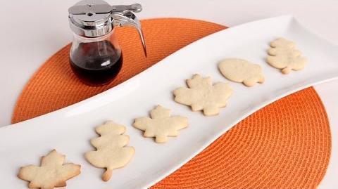 Learn to bake Maples Sugar Cutout Cookies!