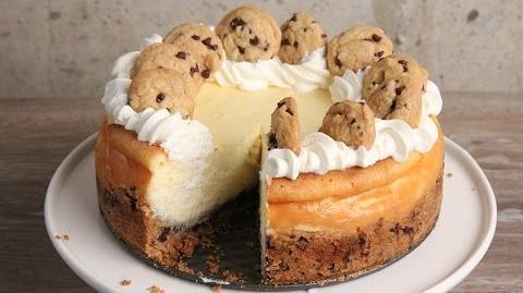 Cookie Dough Cheesecake Recipe Episode 1160