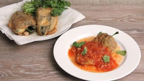 Chiles Rellenos Recipe 🌶 Episode 1086