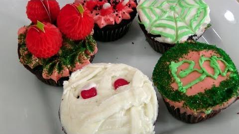 Simple Halloween Cupcake Decorating Ideas