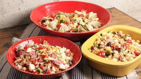 Cauliflower 'Pasta' Salad Episode 1168