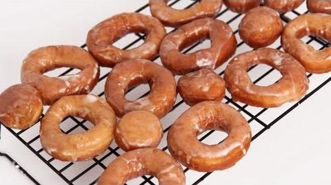 Learn to bake Glazed Donuts!