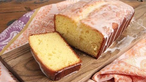 Homemade Lemon Loaf Cake Episode 1179