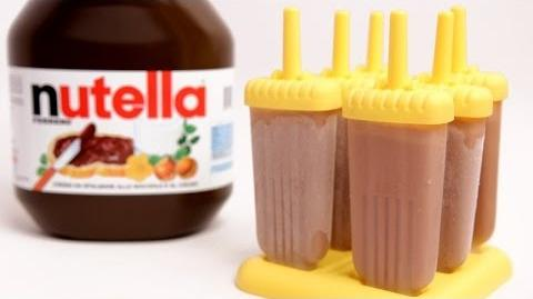 Laura will have Nutella Popsicles!
