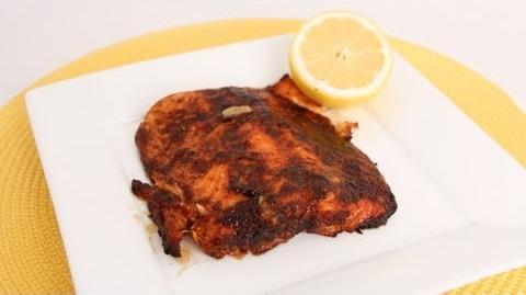 Grilled Cedar Plank Salmon Recipe - Laura Vitale - Laura in the Kitchen Episode 613