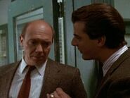 Law and Order Cragen Logan Blood Is Thicker