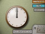 Puzzle:Clock Hands
