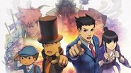 Professor Layton vs