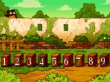 Puzzle:Nine Red Bricks