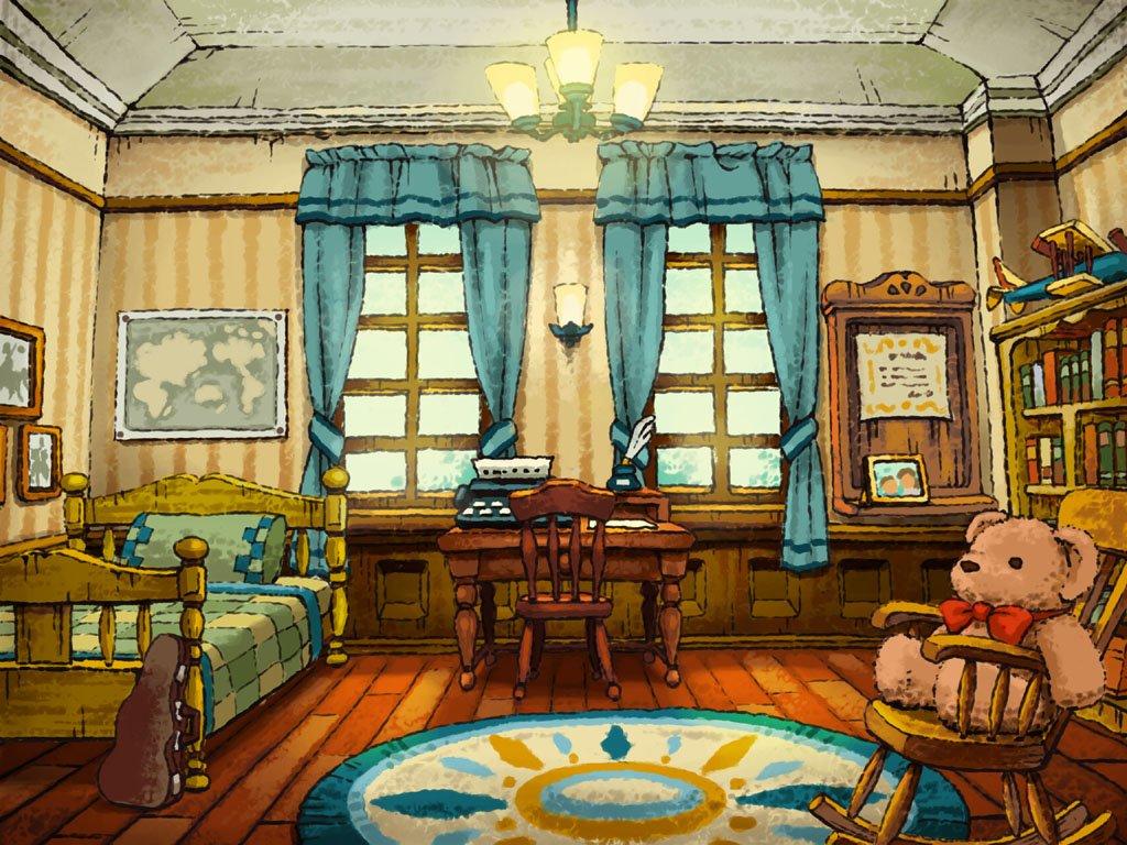 Lukes Zimmer